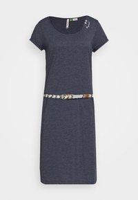 Ragwear - MONTANA  - Žerzejové šaty - navy - 3