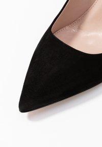 HUGO - INES CHUNKY - High heels - black - 2