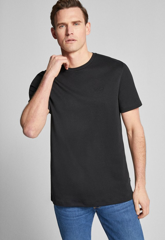 CORRADO - T-shirt basique - black
