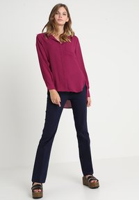 Selected Femme - SFDYNELLA - Blouse - beet red - 1