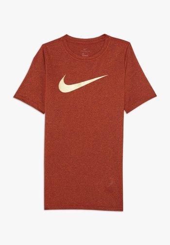 DRY TEE - Print T-shirt - team red/university red/black