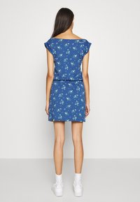 Ragwear - TAMY - Žerzejové šaty - blue - 2