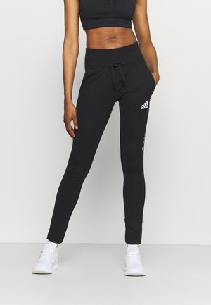 POD PANT - Tracksuit bottoms - black