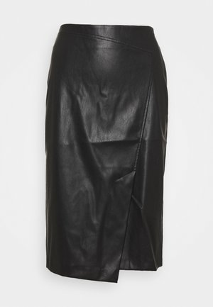 ONIKA - Pencil skirt - black