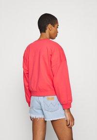 Wrangler - SUMMER WEIGHT - Sweatshirt - paradise pink - 2