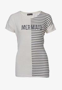 Decay - Print T-shirt - blau - 0