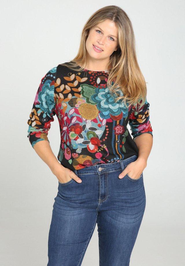 Longsleeve - multicolor