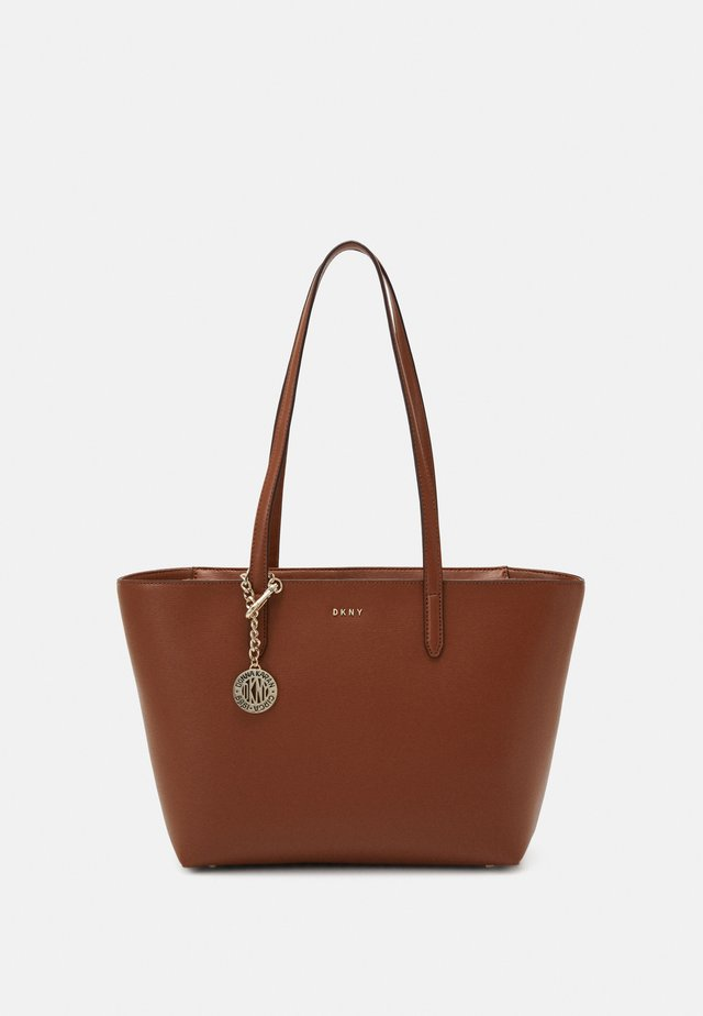 BRYANT BOX SUTTON - Shopping bag - caramel