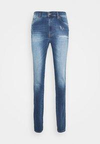 D-ISTORT-X - Jeans Skinny Fit - medium blue