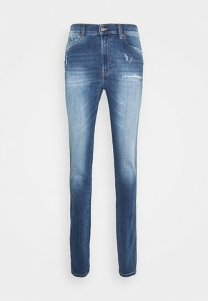 D-ISTORT-X - Jeans Skinny Fit - medium blue