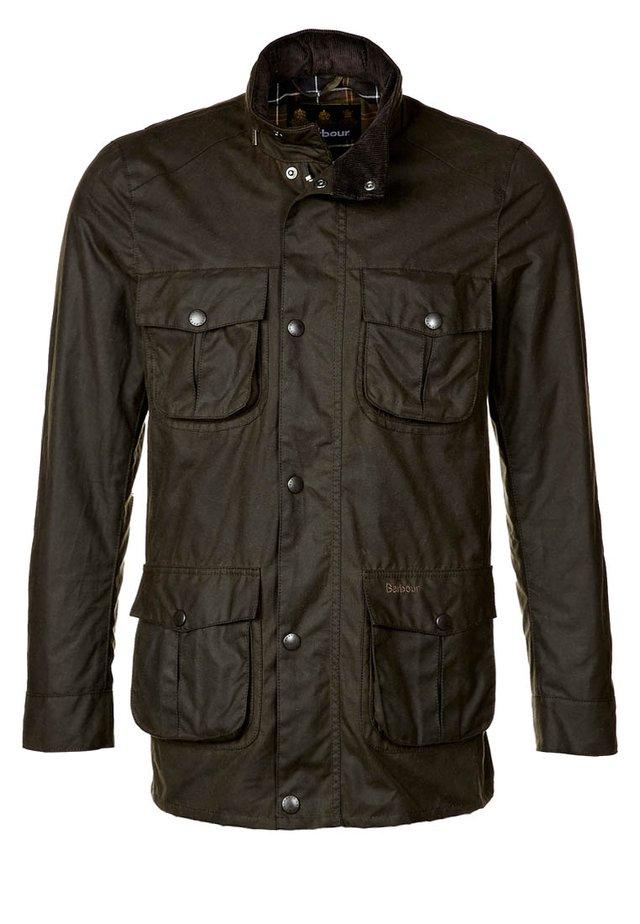 CORBRIDGE - Summer jacket - olive