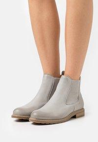 Tamaris - Classic ankle boots - light grey - 0