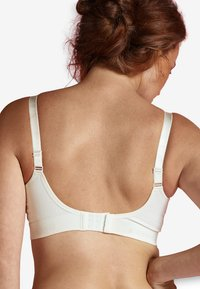 Carriwell - ORGANIC MATERNITY & NURSING BRA  - Balconette bra - natural white - 1