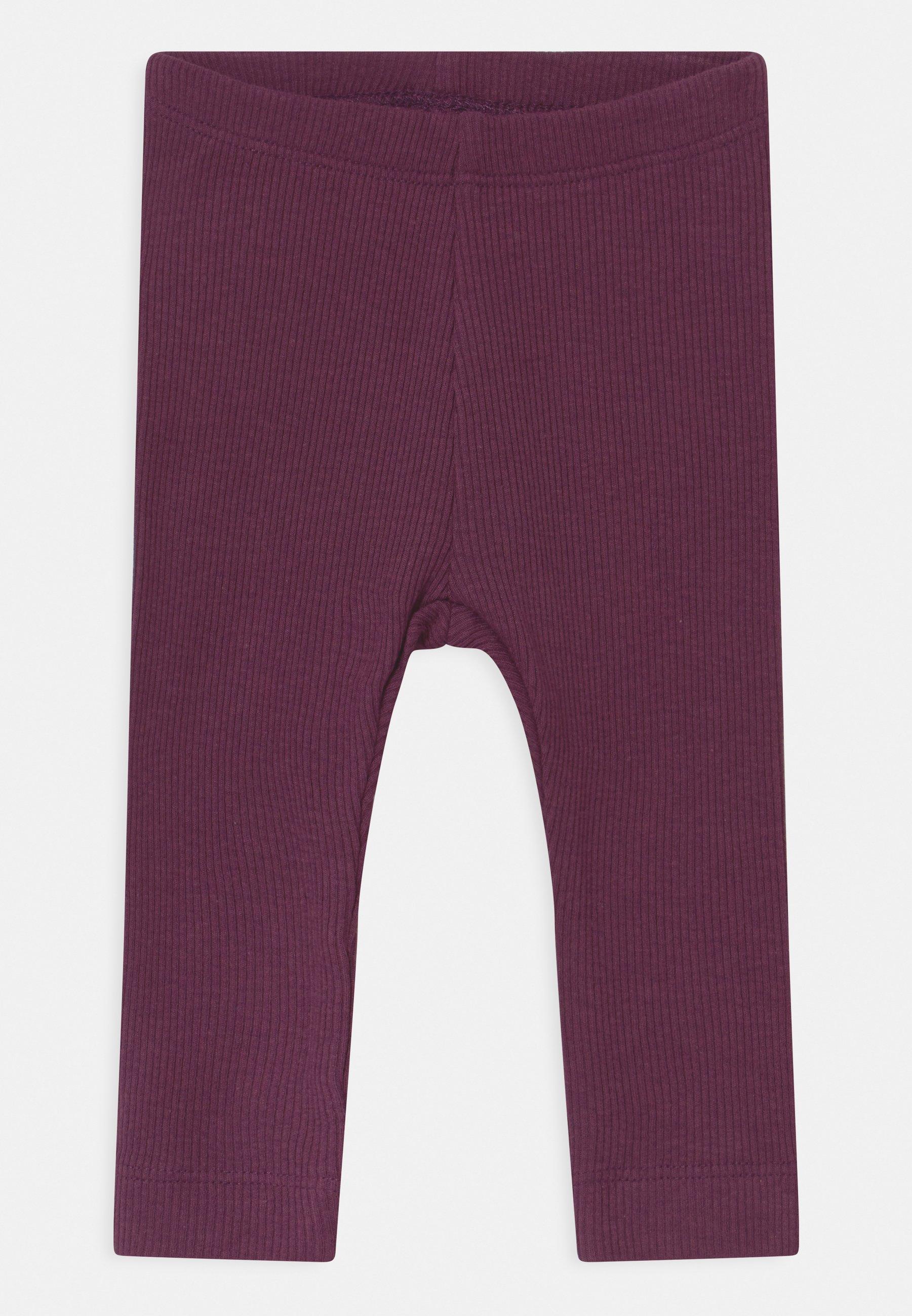 Kids NBFRIHNE NBFROSEMARIE SET - Leggings - Trousers
