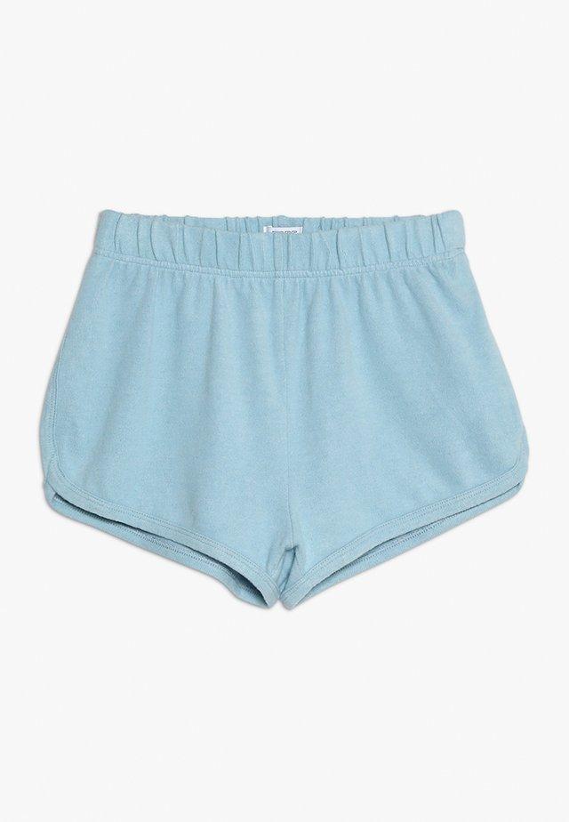 TEEN SUPERSOFT LOUNGE - Teplákové kalhoty - blue