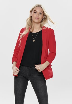 CAROLINA DIANA - Blazer - red