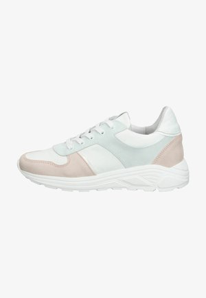 Sneakers laag - white/pink whp