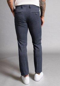WORMLAND - Suit trousers - blau - 2