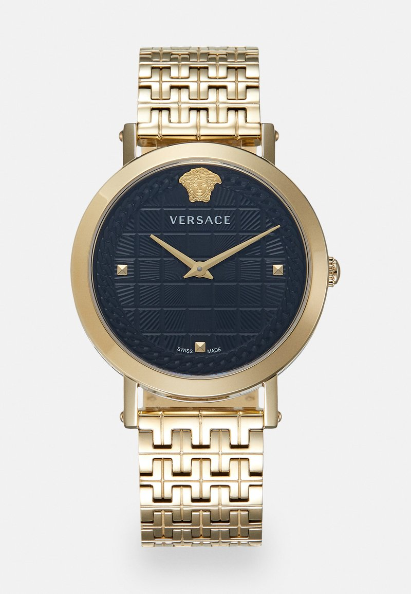 Versace Watches - COIN ICON - Watch - gold-coloured