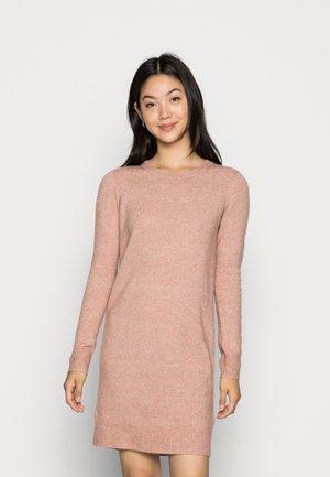 VMVIGGA DRESS - Jumper dress - mahogany rose