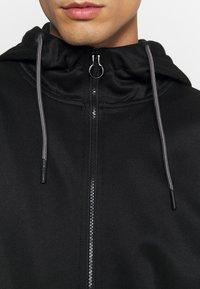 Guess - ALBERT TRUCK  - Zip-up hoodie - jet black - 6