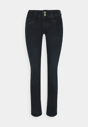GEN - Straight leg jeans - dark-blue denim