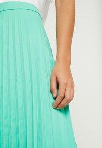 NORR - OLIVIA SKIRT - A-line skirt - strong mint - 4