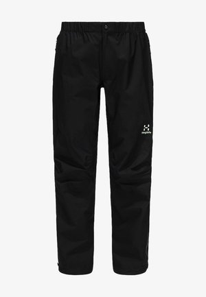 L.I.M PANT  - Outdoor trousers - true black