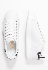 Trussardi Jeans - Baskets basses - white - 3