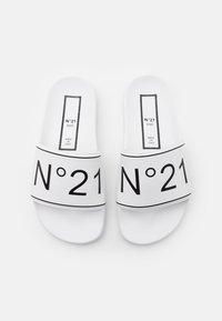 N°21 - Mules - white - 3