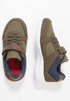 MAT VS - Sneakers basse - oliv/marine
