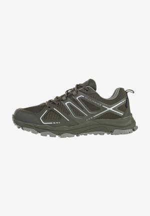 Hiking shoes - agave green