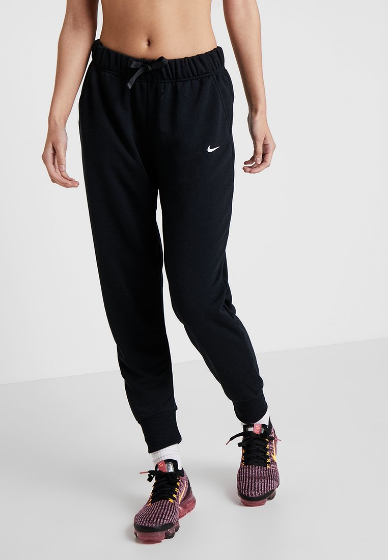 Nike Performance - DRY ALL IN PANT TAPER - Tracksuit bottoms - black/white