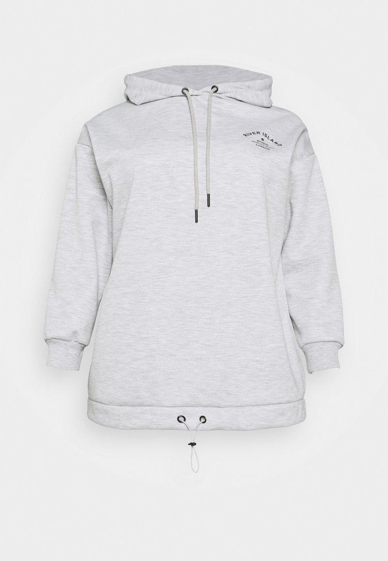 River Island Plus - Sweatshirt - grey