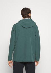 Brunotti - HECTOR - Softshellová bunda - foresta green - 2