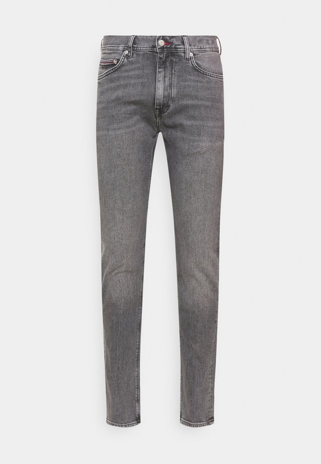 SLIM BLEECKER MISSOURI  - Džíny Slim Fit - missouri grey