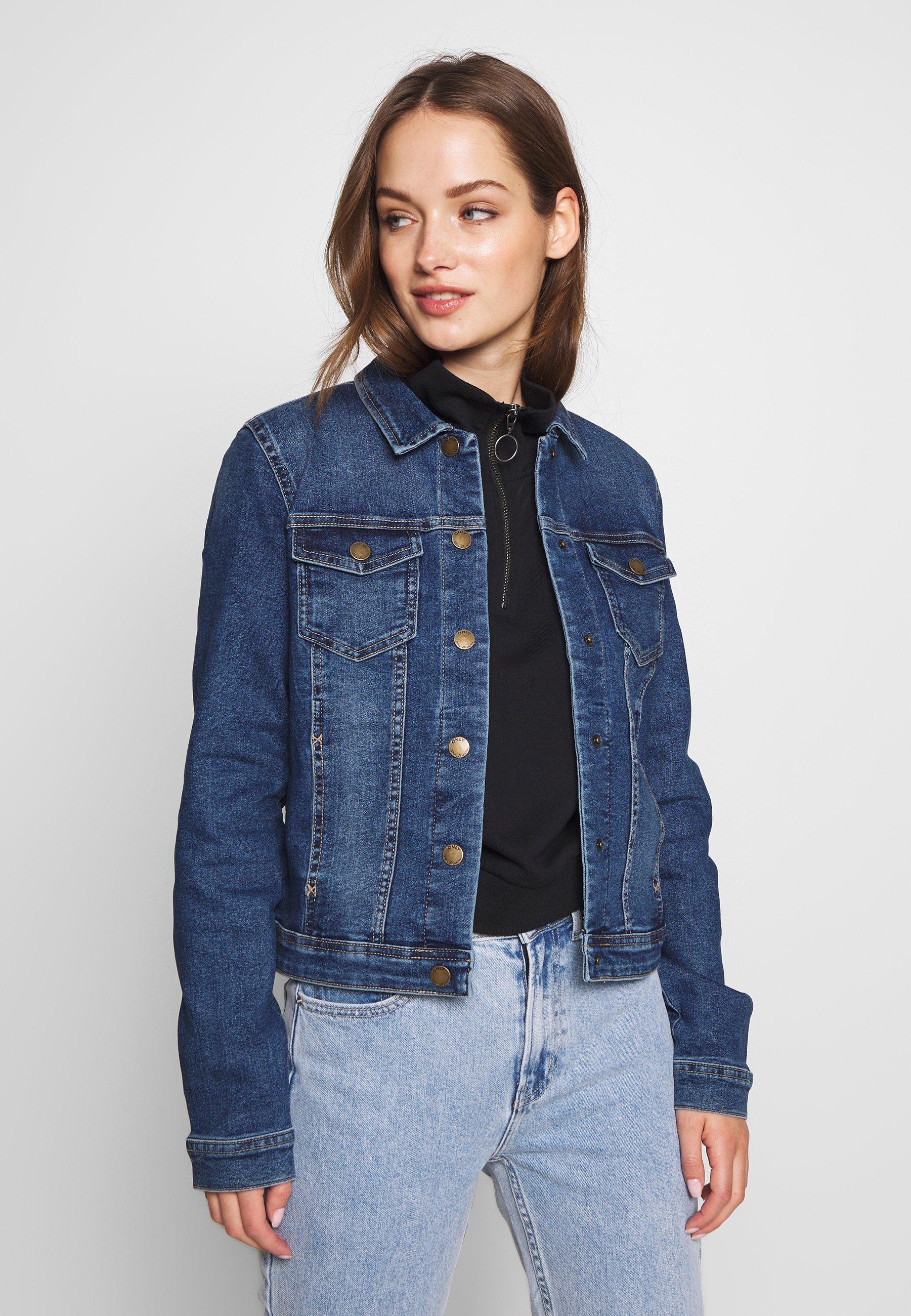Women ONLWESTA LIFE JACKET  - Denim jacket