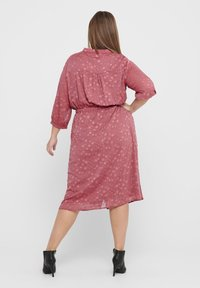 ONLY Carmakoma - ONL BEDRUCKTES CURVY - Shirt dress - withered rose - 2