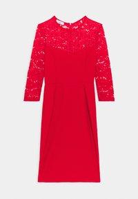 WAL G. - NALA DRESS - Day dress - red - 5