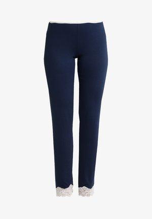 TROUSERS - Pyjama bottoms - black iris