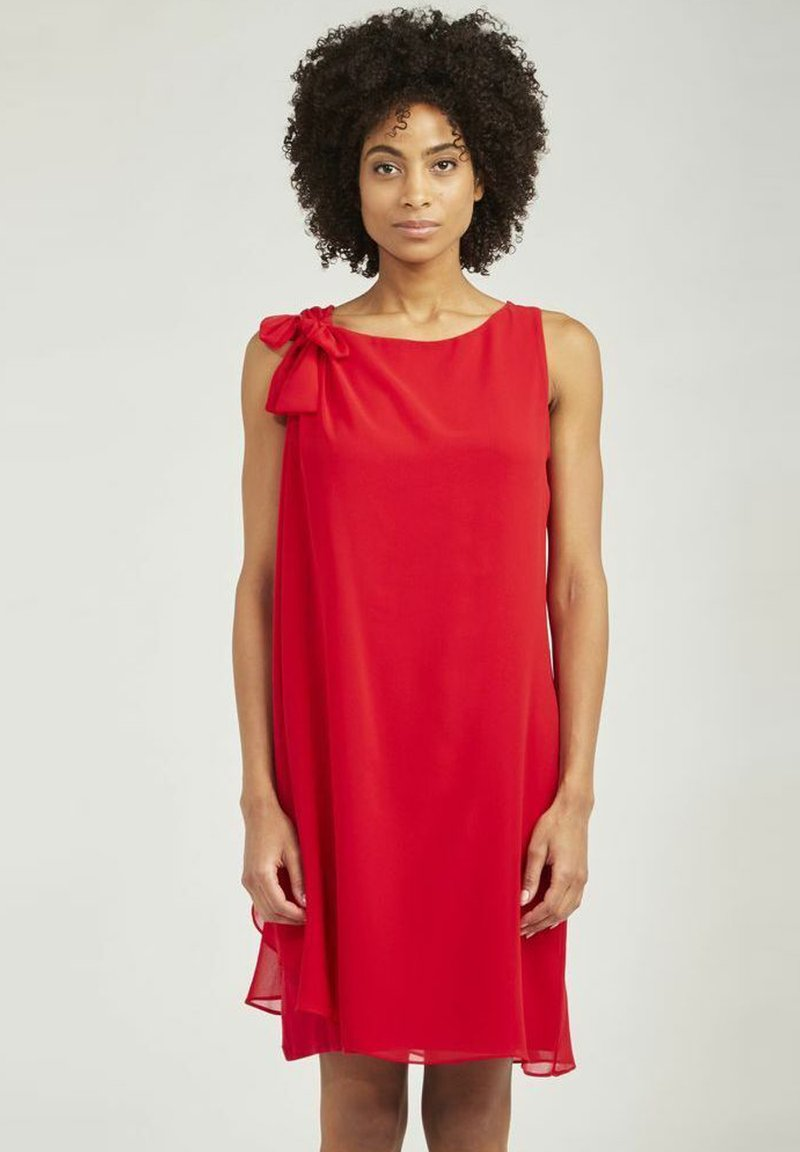 NAF NAF - Cocktail dress / Party dress - red