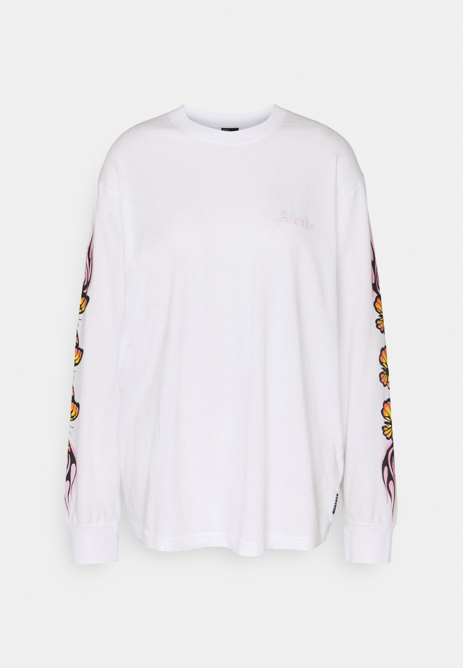 Women FLAMING BUTTERFLY - Long sleeved top