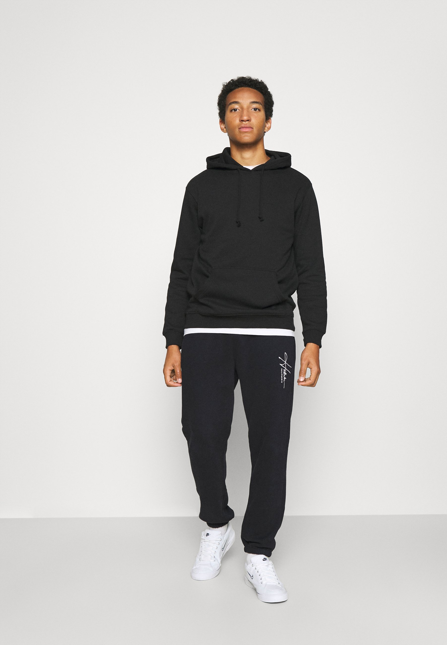 Men RELAXED 2 PACK - Tracksuit bottoms