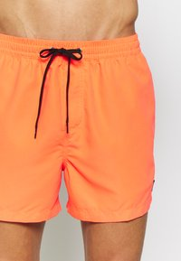 Quiksilver - EVERYDAY VOLLEY - Shorts da mare - fiery coral - 4
