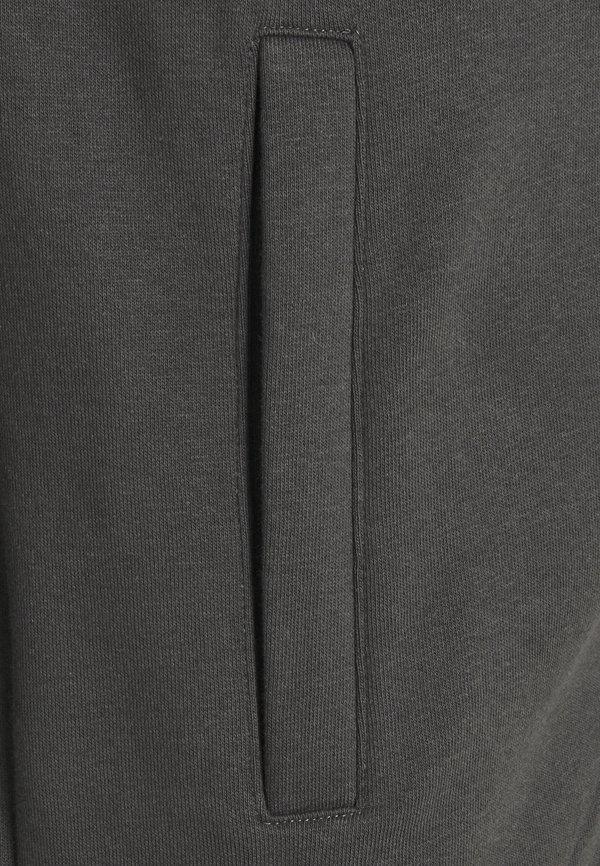 Zign Bluza rozpinana - dark grey/ciemnoszary Odzież Męska AWOG