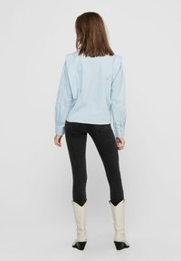 ONLY - Button-down blouse - cashmere blue - 2