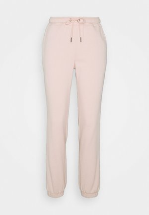 MEGHAN PANTS - Tracksuit bottoms - lotus