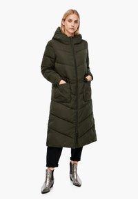 s.Oliver - Winter coat - khaki - 1