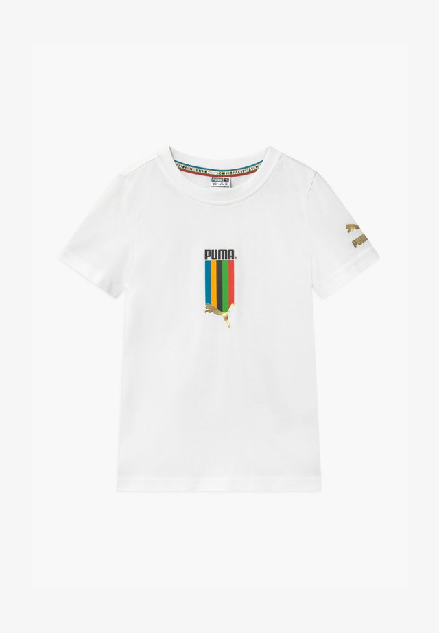 GRAPHIC TEE - T-shirt imprimé - white