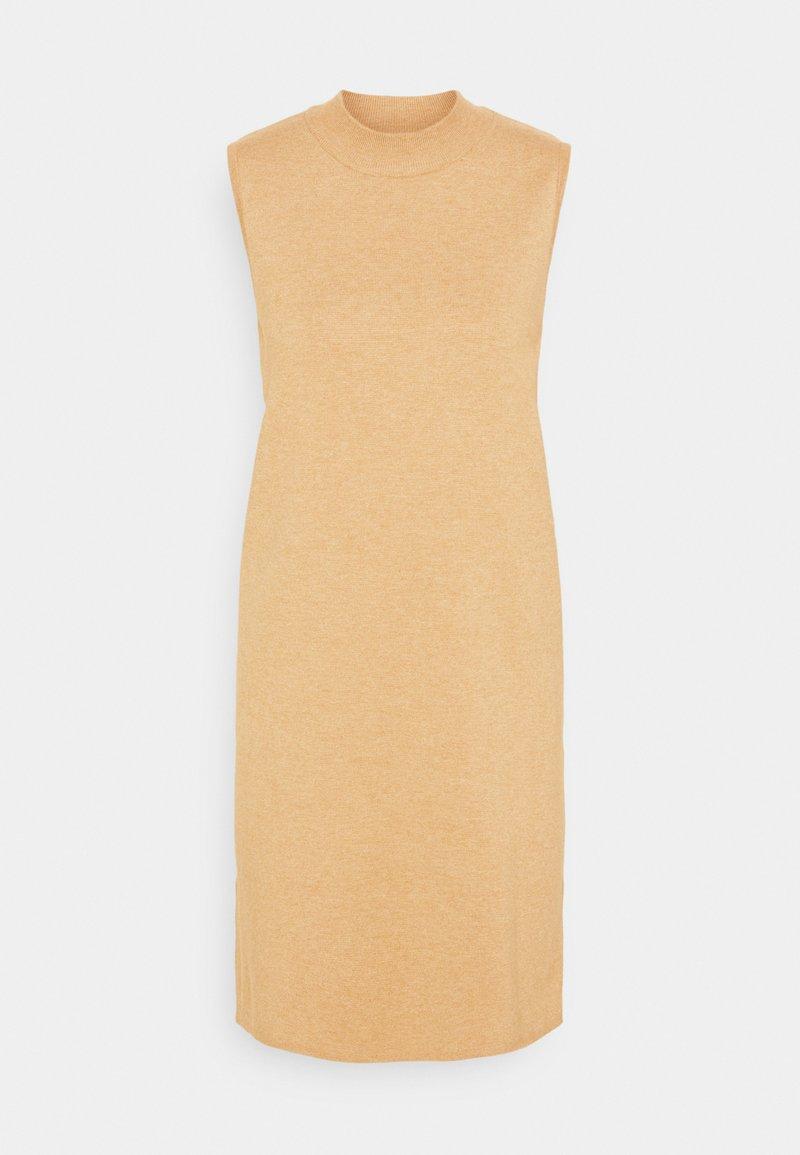 Kaffe - KAKITT SLIPOVER - Jumper dress - beige